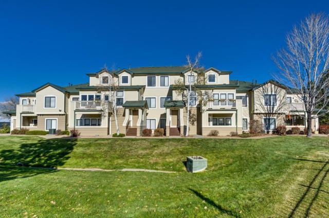 8707 E Florida Avenue #112, Denver, CO 80247 (#2734329) :: Wisdom Real Estate