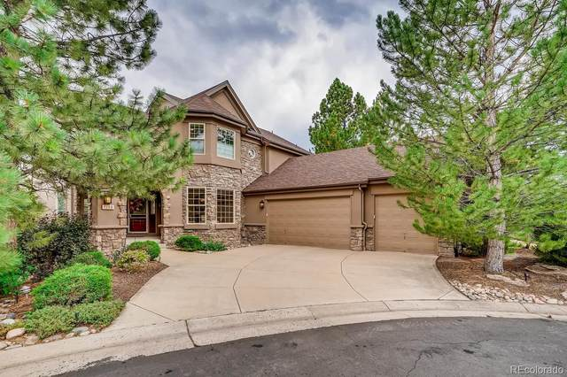 7168 Timbercrest Lane, Castle Pines, CO 80108 (#2734400) :: Mile High Luxury Real Estate