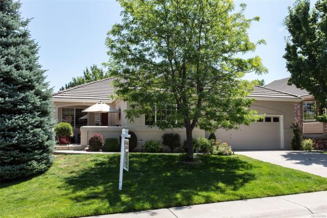 9576 Silver Hill Circle, Lone Tree, CO 80124 (#2734766) :: My Home Team