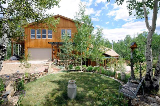 551 Aspen Lane, Black Hawk, CO 80422 (MLS #2734888) :: 8z Real Estate