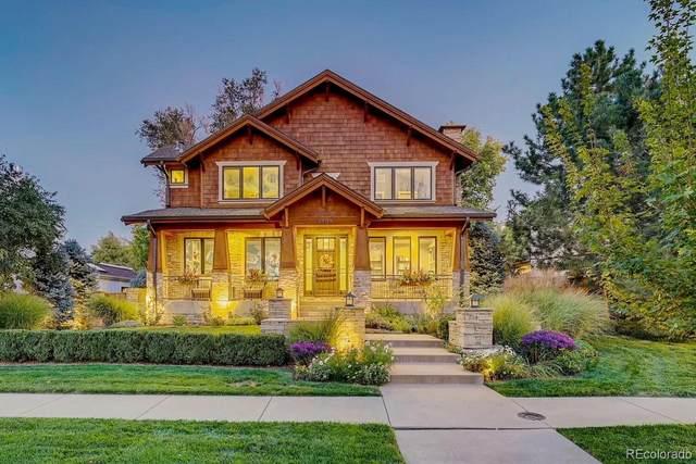 1434 S Josephine Street, Denver, CO 80210 (#2735193) :: Portenga Properties
