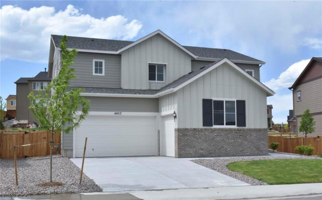 4057 Spanish Oaks Court, Castle Rock, CO 80108 (#2735253) :: The Pete Cook Home Group