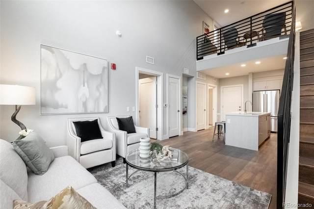 431 E Bayaud Avenue #314, Denver, CO 80209 (#2735424) :: Mile High Luxury Real Estate