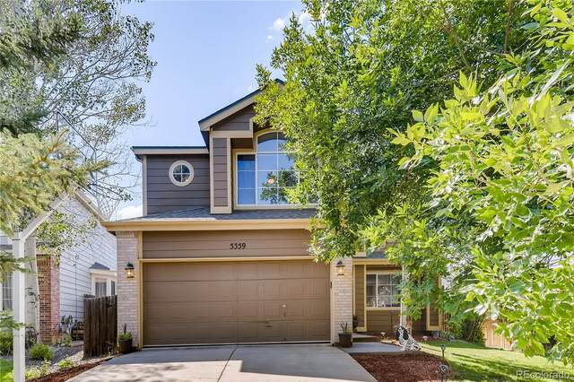 5359 S Jebel Street, Centennial, CO 80015 (#2735912) :: My Home Team