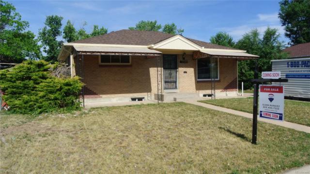 7099 Masey Street, Denver, CO 80221 (#2736032) :: The HomeSmiths Team - Keller Williams