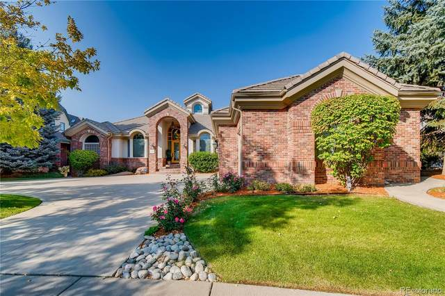 6543 W Prentice Avenue, Littleton, CO 80123 (#2736400) :: Mile High Luxury Real Estate