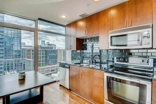 1700 Bassett Street #1222, Denver, CO 80202 (#2736642) :: West + Main Homes