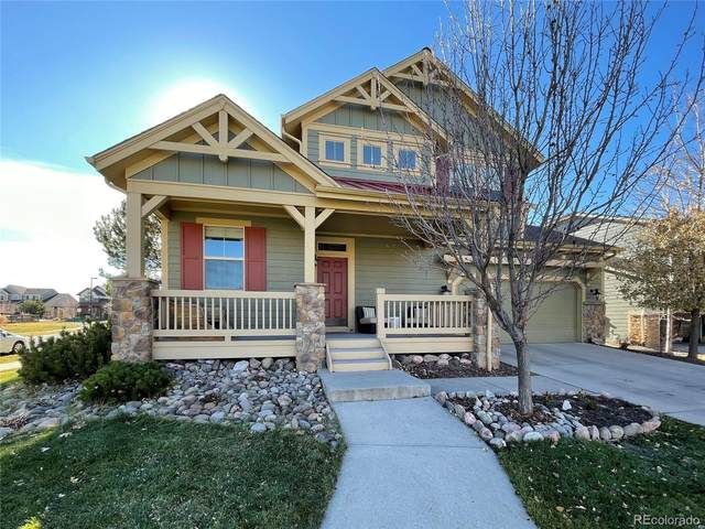 21584 E Tallkid Avenue, Parker, CO 80138 (#2736925) :: Chateaux Realty Group
