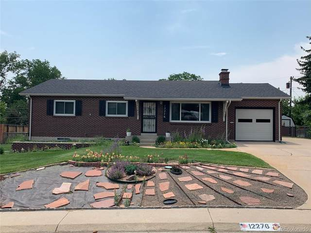 12276 W Tennessee Avenue, Lakewood, CO 80228 (#2737147) :: The Gilbert Group