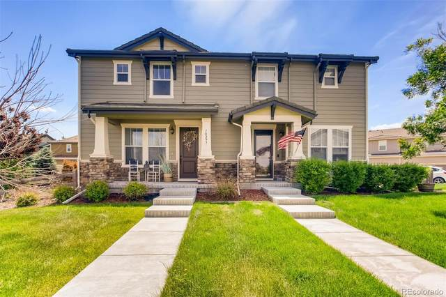 10297 Tall Oaks Circle, Parker, CO 80134 (#2737207) :: West + Main Homes