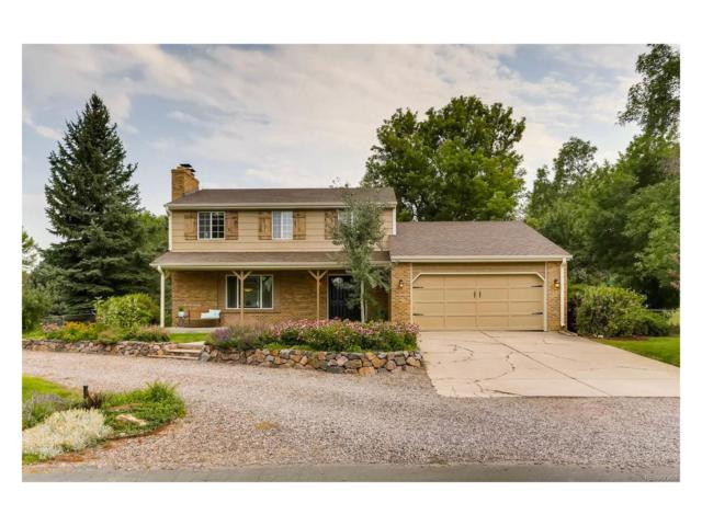14710 W 30th Place, Golden, CO 80401 (MLS #2737290) :: 8z Real Estate