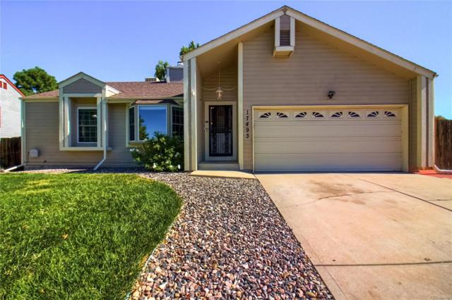 17493 E Ford Drive, Aurora, CO 80017 (#2737291) :: The Peak Properties Group