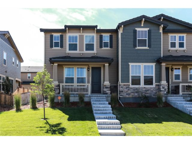 10045 Nadine Lane, Parker, CO 80134 (MLS #2737357) :: 8z Real Estate