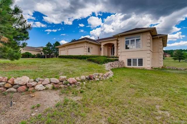 17325 Early Star Drive, Monument, CO 80132 (#2737472) :: Wisdom Real Estate