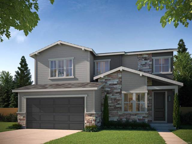 5004 Coulee Trail, Castle Rock, CO 80108 (#2737513) :: The Griffith Home Team