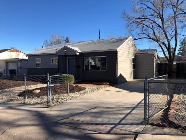 1915 S Hancock Avenue, Colorado Springs, CO 80905 (#2737689) :: Sellstate Realty Pros