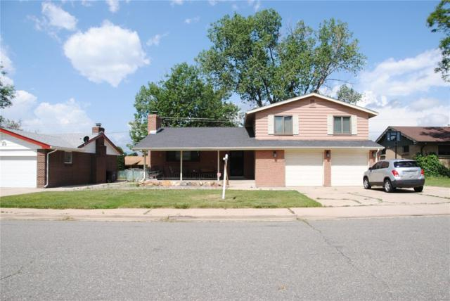 3001 S Fenton Street, Denver, CO 80227 (#2737790) :: My Home Team