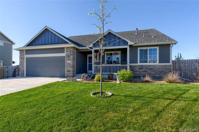 704 Rivendell Court, Pierce, CO 80650 (#2737901) :: The DeGrood Team