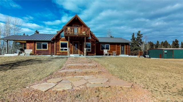 10257 W Us 24, Divide, CO 80814 (#2738440) :: My Home Team