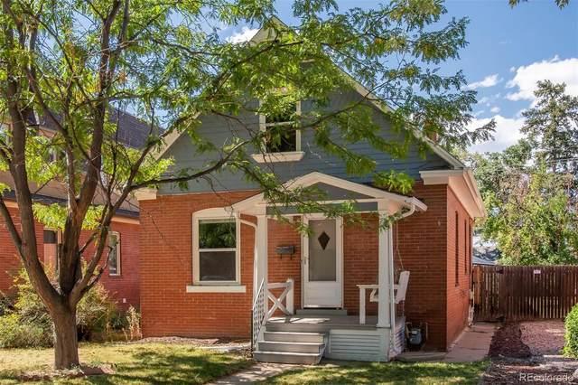 1145 S Clarkson Street, Denver, CO 80210 (#2738492) :: Own-Sweethome Team