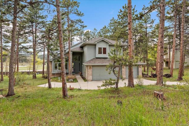 25824 Gateway Drive, Golden, CO 80401 (MLS #2738549) :: 8z Real Estate