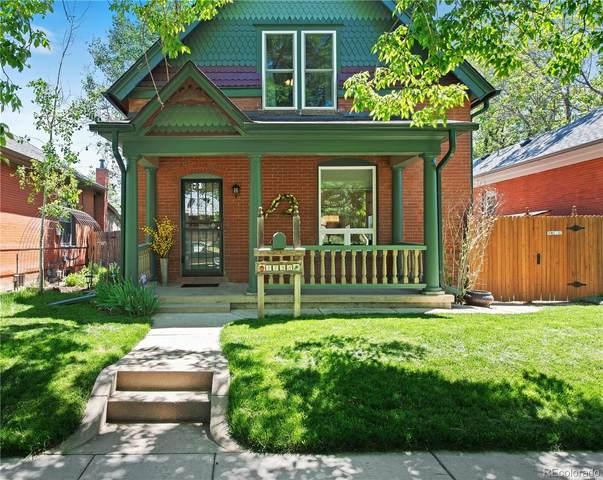 4438 Bryant Street, Denver, CO 80211 (#2738680) :: Briggs American Properties