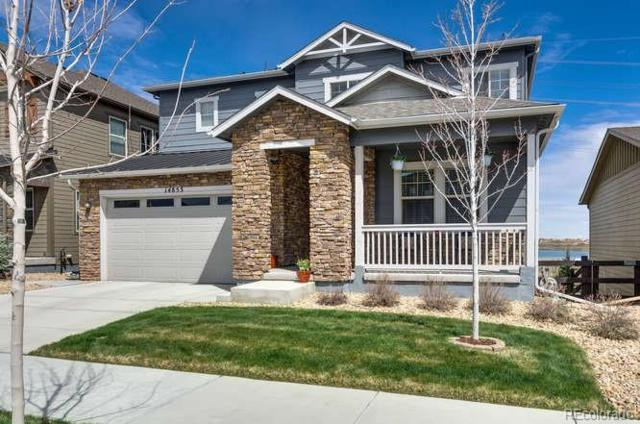14853 Haley Avenue, Parker, CO 80134 (#2738822) :: The Healey Group