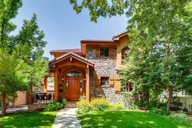 2409 S Madison Street, Denver, CO 80210 (#2739269) :: Wisdom Real Estate
