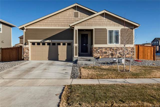 256 S Kewaunee Way, Aurora, CO 80018 (#2739588) :: The Margolis Team