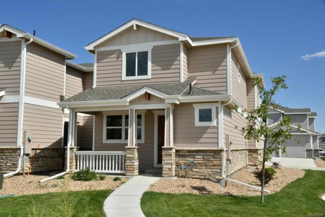 6117 Verbena Court #105, Frederick, CO 80516 (#2740031) :: House Hunters Colorado