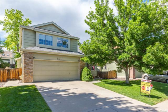 5683 W 116th Place, Westminster, CO 80020 (#2740313) :: The HomeSmiths Team - Keller Williams