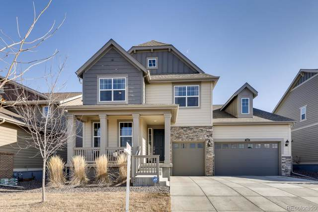 913 Carbonate Lane, Erie, CO 80516 (#2740626) :: The Heyl Group at Keller Williams