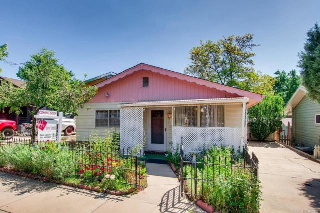 1032 Lincoln Avenue, Louisville, CO 80027 (#2741602) :: The Healey Group