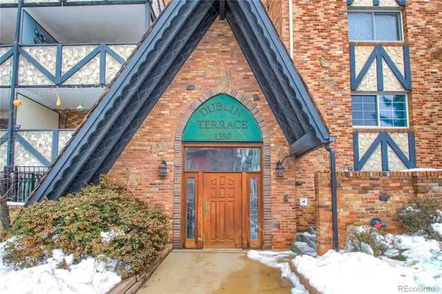 1350 Josephine Street #308, Denver, CO 80206 (#2741883) :: Wisdom Real Estate