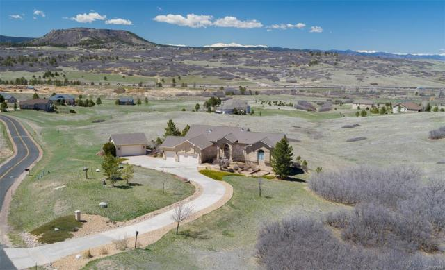 255 Starburst Circle, Castle Rock, CO 80104 (#2741958) :: Bring Home Denver with Keller Williams Downtown Realty LLC