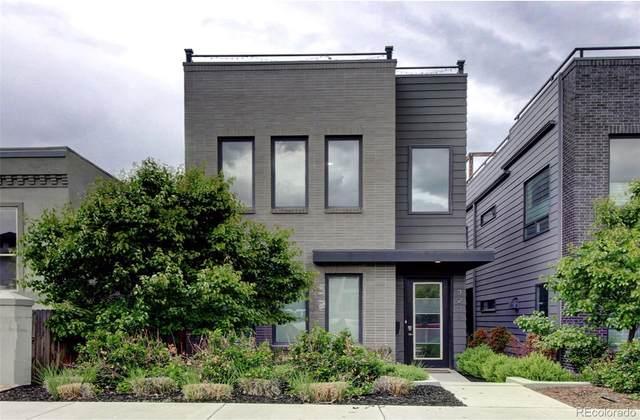 3231 Lawrence Street, Denver, CO 80205 (MLS #2742100) :: Keller Williams Realty