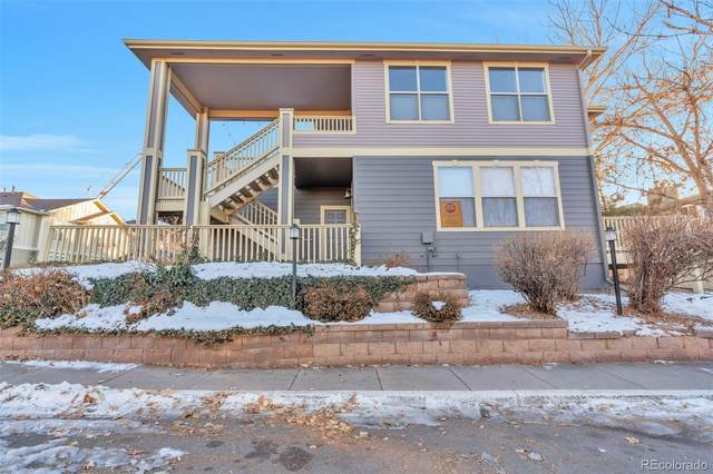 1673 Ames Court #30, Lakewood, CO 80214 (MLS #2742754) :: 8z Real Estate