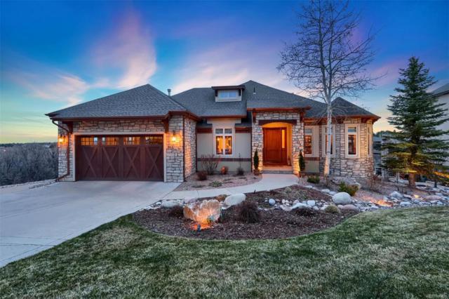 962 Buffalo Ridge Road, Castle Pines, CO 80108 (#2742858) :: Colorado Team Real Estate