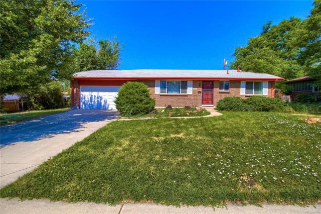 1883 S Carr Street, Lakewood, CO 80232 (#2742943) :: Structure CO Group