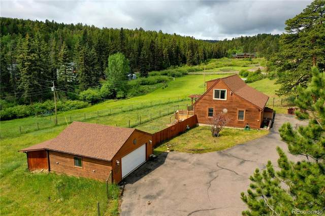 27256 Stagecoach Road, Conifer, CO 80433 (#2743090) :: Berkshire Hathaway Elevated Living Real Estate