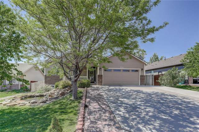 2710 Hawk Drive, Evans, CO 80620 (MLS #2743498) :: Kittle Real Estate