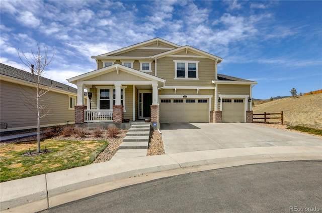 6193 Eldora Street, Golden, CO 80403 (#2744172) :: Finch & Gable Real Estate Co.