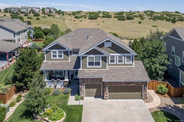 1527 Baguette Drive, Castle Rock, CO 80108 (#2744266) :: The Griffith Home Team