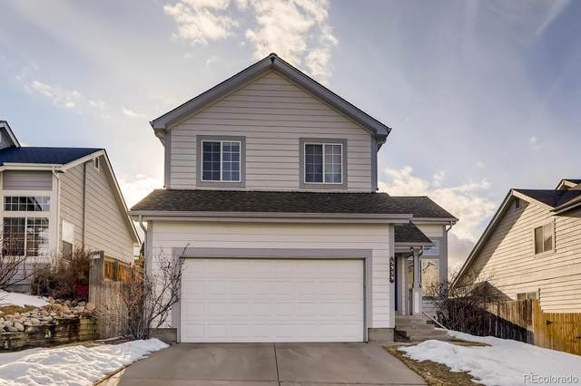 5959 S Valdai Way, Aurora, CO 80015 (#2744592) :: The Dixon Group