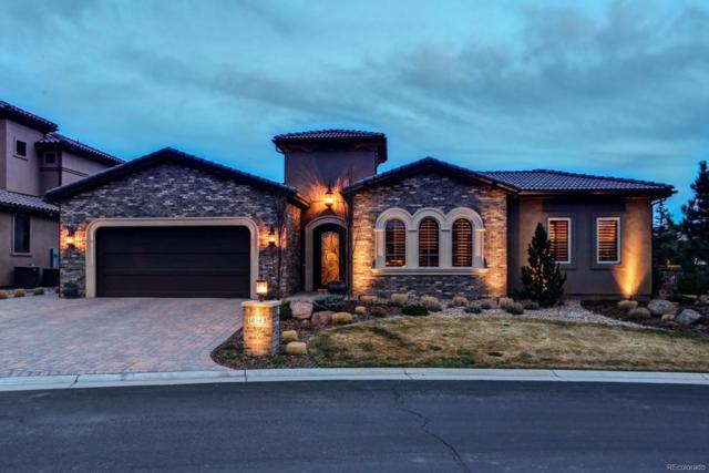 10143 S Shadow Hill Drive, Lone Tree, CO 80124 (#2744682) :: The Galo Garrido Group