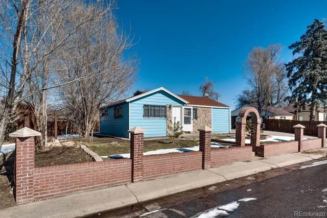 4565 W Center Avenue, Denver, CO 80219 (#2745003) :: The Heyl Group at Keller Williams