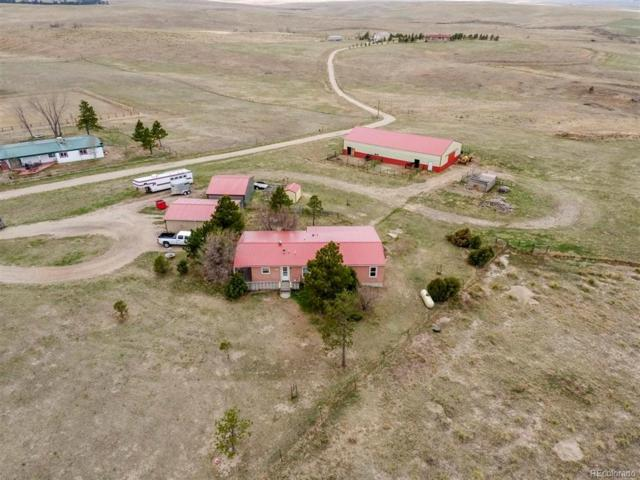 29155 County Road 45, Kiowa, CO 80117 (#2745042) :: Hometrackr Denver