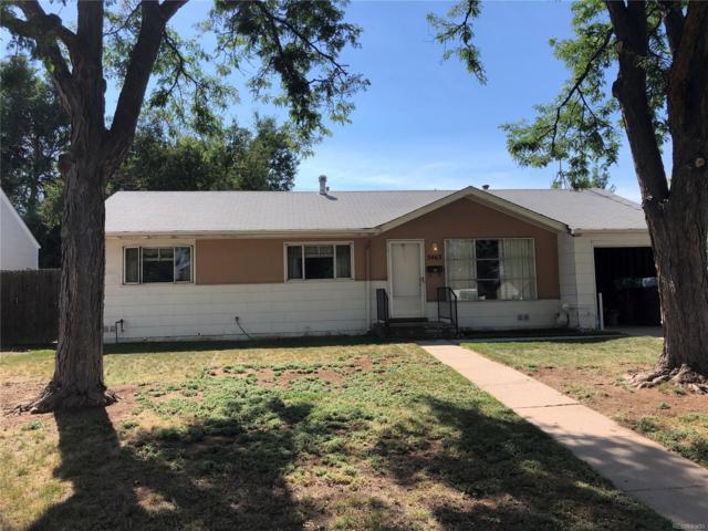 3463 S Glencoe Street, Denver, CO 80222 (#2745164) :: HomePopper