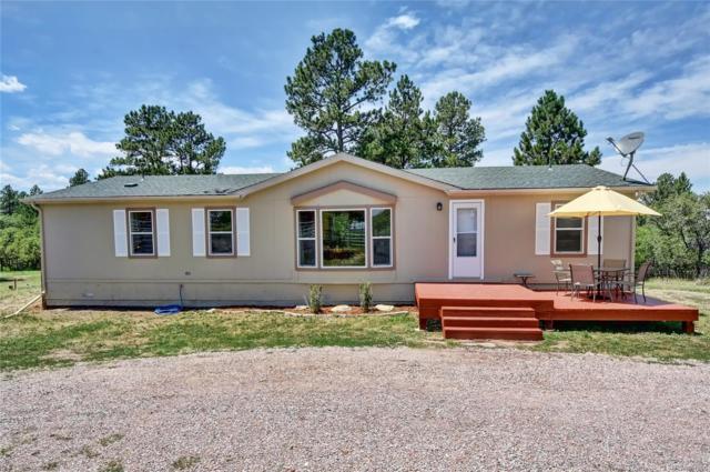 652 Verdos Drive, Elizabeth, CO 80107 (MLS #2745359) :: 8z Real Estate