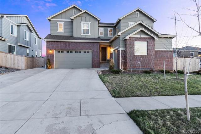 586 W 129th Avenue, Westminster, CO 80234 (MLS #2745538) :: 8z Real Estate
